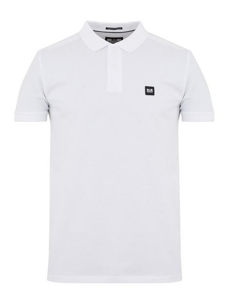 weekend-offender-weekend-offender-caneiros-badge-polo-white