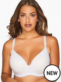 yours-yoursnbspmoulded-t-shirt-bra-white