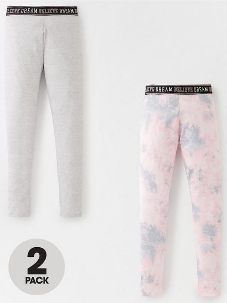 v-by-very-girls-2-pack-active-tie-dye-legging-set-multi