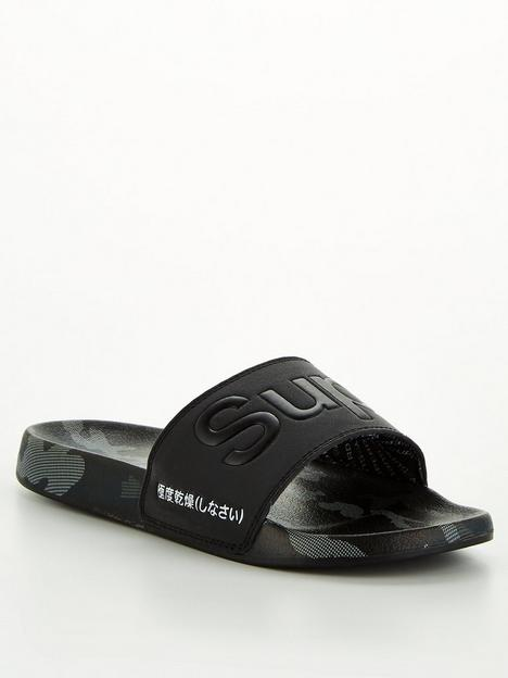 superdry-all-over-printnbspbeach-sliders-black