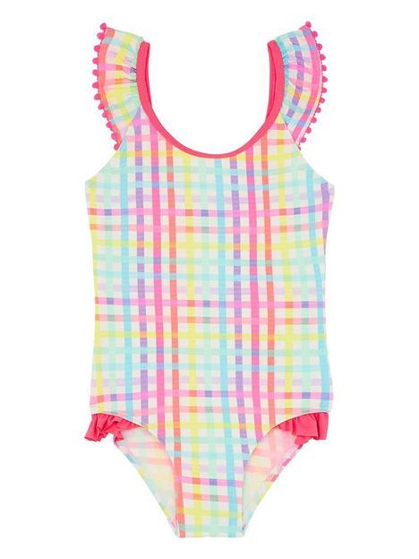 accessorize-girls-rainbow-check-swimsuit-multi