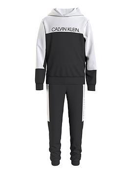 calvin-klein-jeans-boys-colourblock-hoodie-sweatpants-set-black