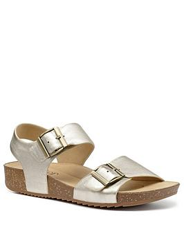 hotter-tourist-ii-wide-fit-sandals-goldnbsp