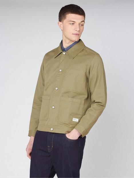 ben-sherman-summer-trucker-jacket