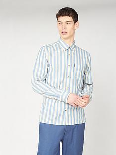 ben-sherman-ben-sherman-long-sleeve-candy-stripe-shirt