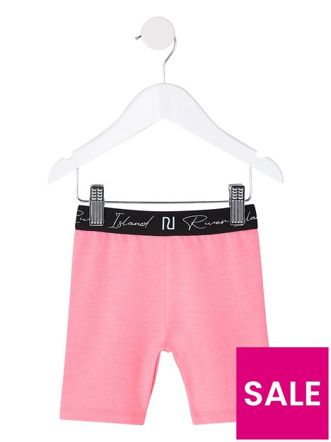 river-island-mini-mini-girls-cycling-shorts-pink