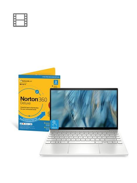 hp-envy-13-ba1013nanbspintel-evo-core-i5nbsp8gb-ram-512gb-ssdnbsp13in-fhd-laptop-norton-360-included-with-optional-microsoftnbsp365-family-15-months-silver