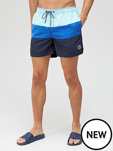 jack-jones-colourblock-swim-shorts-navynbsp