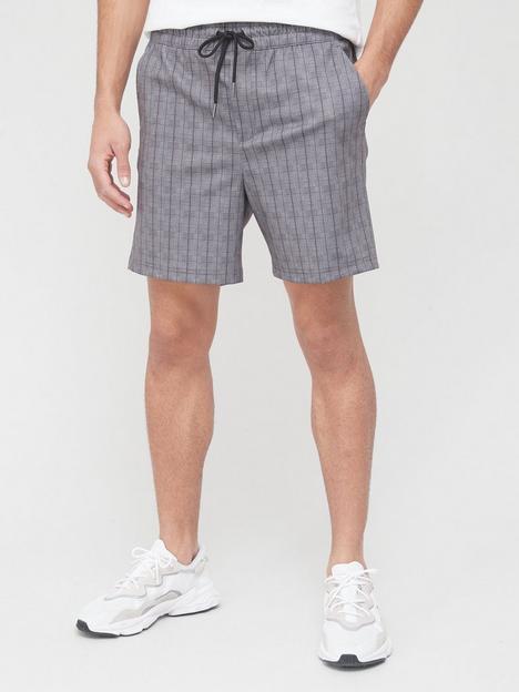 jack-jones-elasticated-shorts-check
