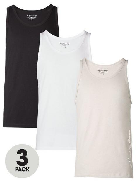 jack-jones-jorjax-side-print-3-pack-vest-greywhiteblack