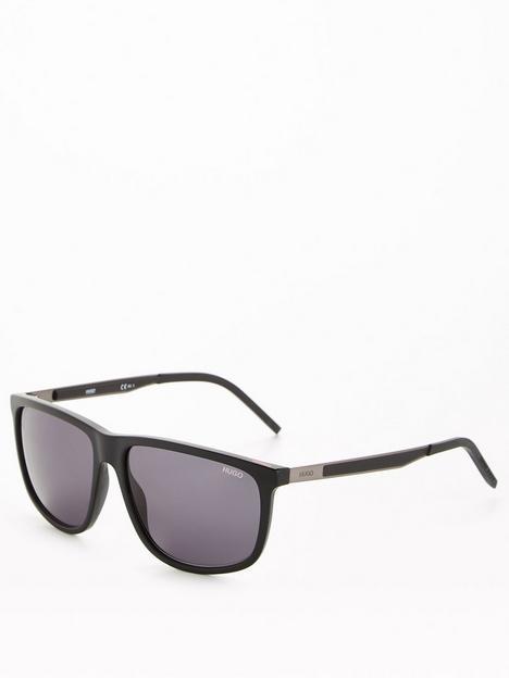 hugo-acetate-rectangular-sunglasses-matt-black