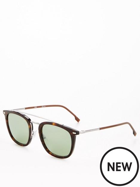boss-acetate-rectangular-sunglasses-green