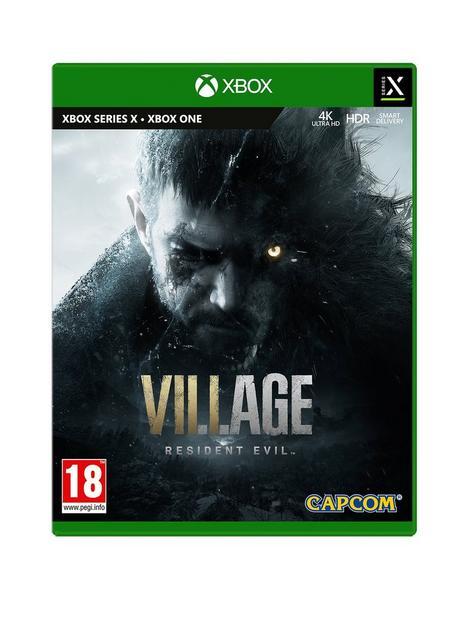 xbox-series-x-resident-evil-village