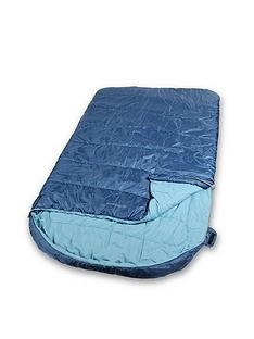 outdoor-revolution-campstar-double-dl-300-sleeping-bag