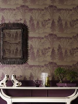 graham-brown-mirage-wallpaper-damson