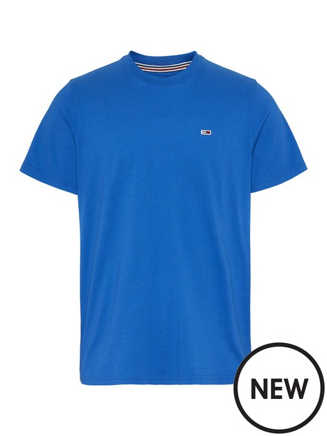 tommy-jeans-classic-t-shirt-blue