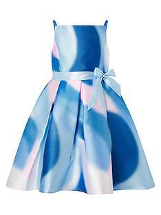 monsoon-girls-mermaid-marble-hi-low-dress-blue