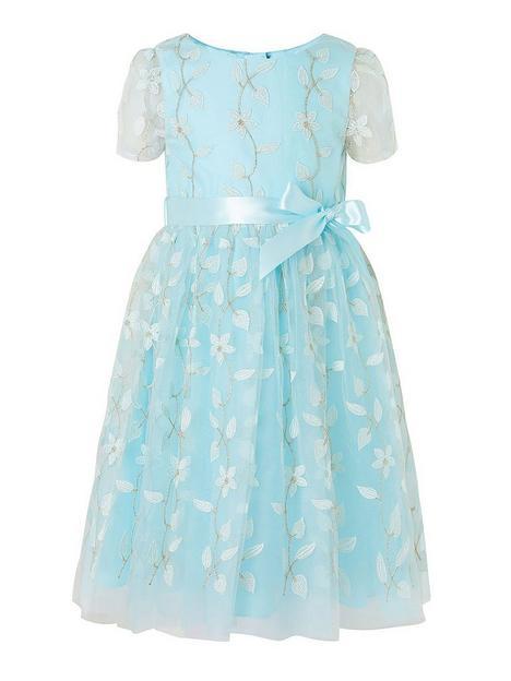 monsoon-girls-floral-3d-dress-mint