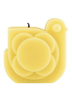 orla-kiely-house-hen-moulded-candle