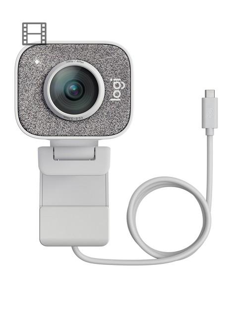 logitech-streamcam-full-hd-1080p-streaming-usb-c-webcam-white