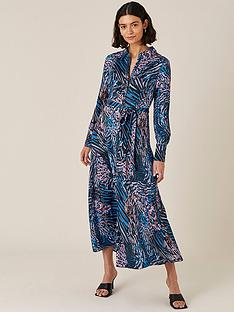 monsoon-zelda-animal-print-shirt-dress