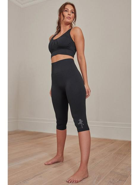 pour-moi-energy-seamless-capri-legging-black