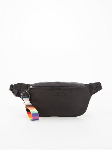 calvin-klein-pride-unisex-recycled-waist-bag-black