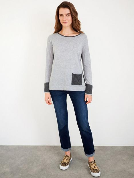 white-stuff-georgia-jumper-grey
