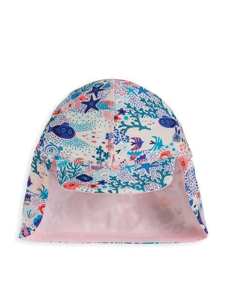 mamas-papas-baby-girls-printed-swim-hat-multi