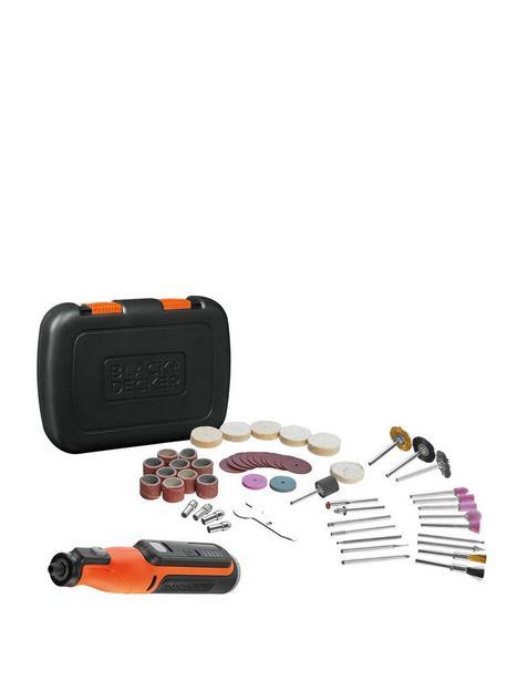 black-decker-72v-cordless-li-ion-rotary-tool-with-52-accessories-bcrt81k-xj