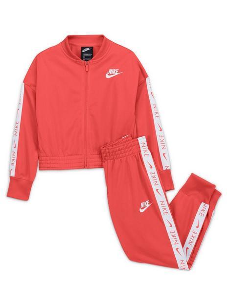 nike-girls-nsw-tracksuit-set-tricot-pinkwhite