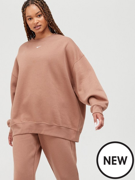 nike-nsw-essential-trend-sweat-brown