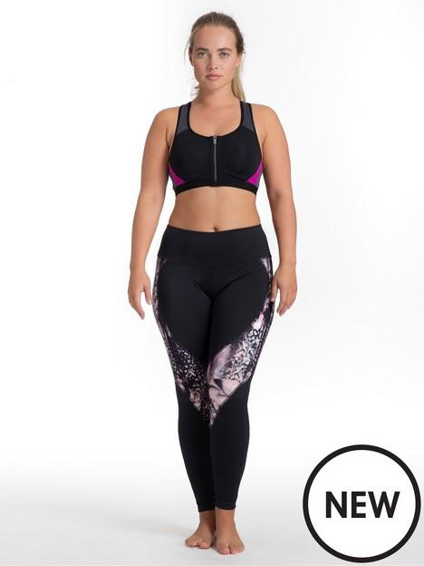 dorina-harlem-front-zip-non-padded-sports-bra-blackpink