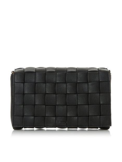 dune-london-deaver-weave-crossbody-bag-black