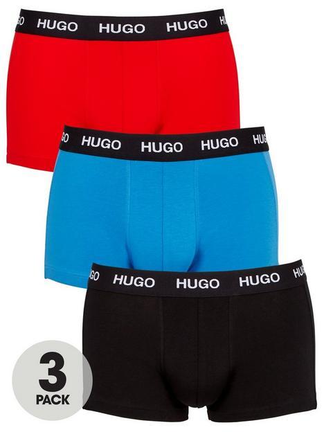 hugo-3-pack-trunks-blueredblack