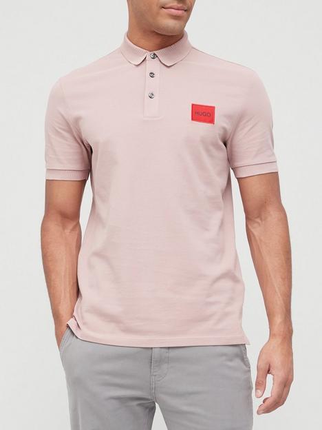 hugo-dereso-212-red-patch-logo-polo-shirt-pinknbsp