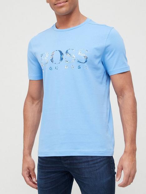 boss-tee-3-large-logo-t-shirt-bright-blue