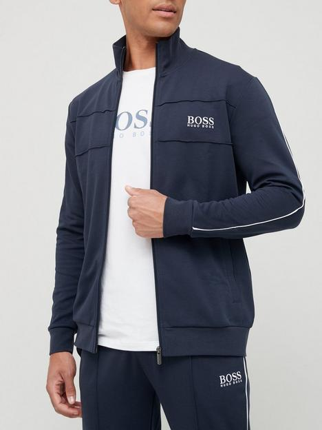 boss-ts-lounge-zip-through-jacket-navy