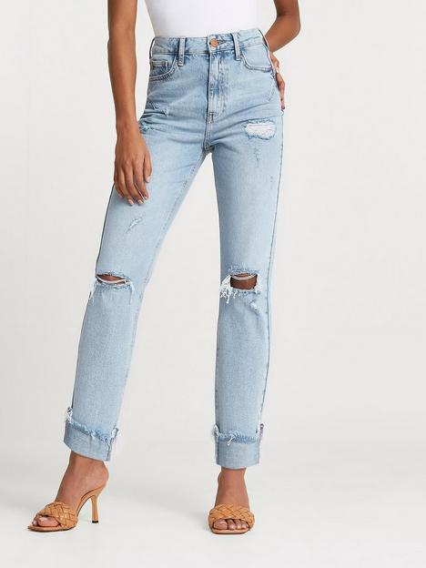 river-island-tall-carrie-comfort-heinz-high-rise-mom-jean-light-authentic