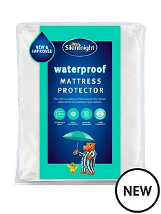 silentnight-silentnight-new-waterproof-mattress-protector-single