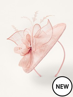 monsoon-bow-small-disc-fascinator-blush