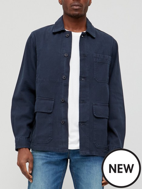very-man-twill-overshirt-navy
