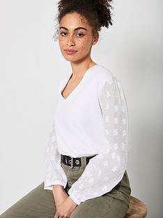 mint-velvet-off-white-puff-sleeve-jumper-ivory