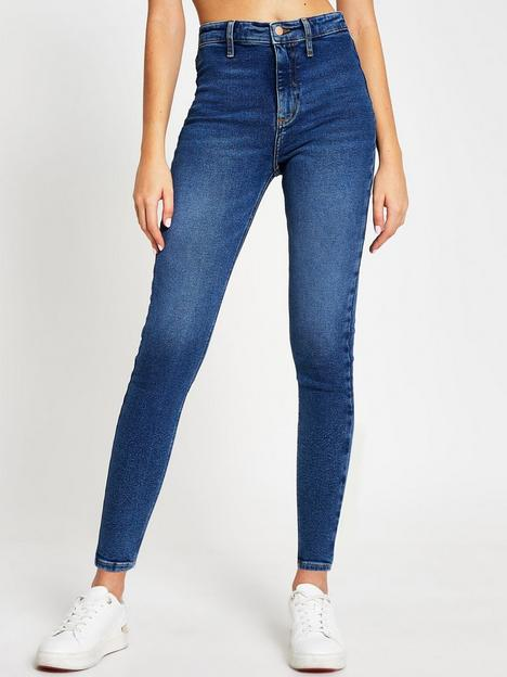 river-island-kaia-oliver-super-skinny-jean--mid-authentic