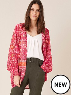 monsoon-border-print-cocoon-cover-up