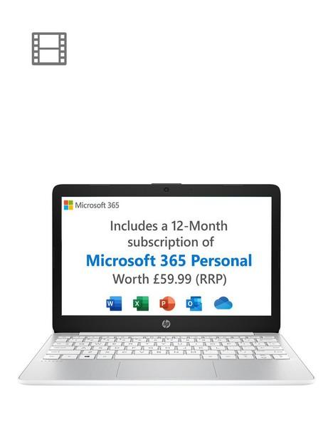 hp-streamnbsp11-ak0020na-laptop-116in-hd-intel-celeron-n4020nbsp4gb-ramnbsp64gbnbsp--white