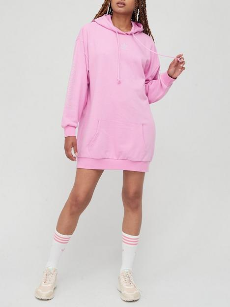 adidas-originals-early-2000s-hoodie-dress-pinknbsp