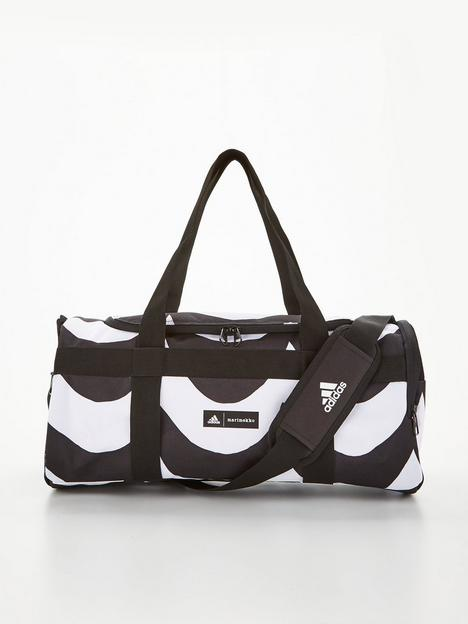 adidas-marimekko-duffel-bag-whiteblack