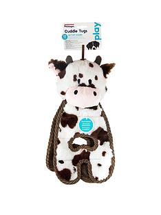 rosewood-charming-pet-cuddle-tugs-cow-plush-squeaky-dog-toy