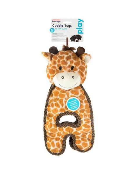 rosewood-charming-pet-cuddle-tugs-giraffe-plush-squeaky-dog-toy
